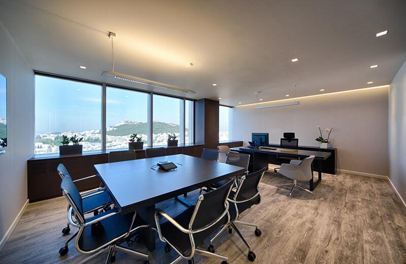 Asset Office Interiors-Socar