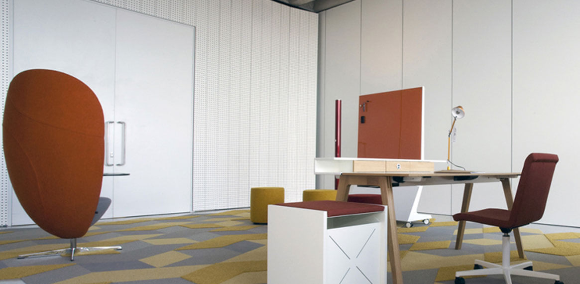Asset Office Interiors - Psychology of Colour in the Workplace