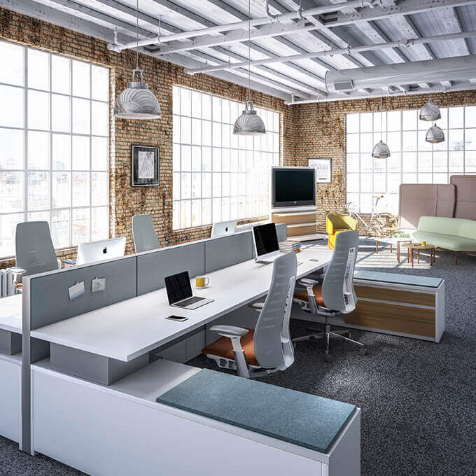 Asset Office Interiors-The Workplace Matters!